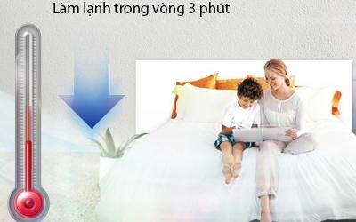 Máy lạnh LG V13ENC 1.5 HP khuyến mãi hấp dẫn