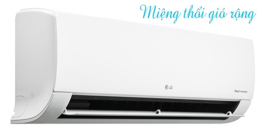 Máy lạnh LG V13END 1.5 HP khuyến mãi hấp dẫn