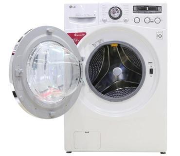 Máy giặt LG WD-23600 hoạt động êm ái không rung lắc
