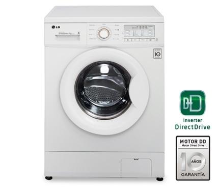 Máy giặt LG WD-8600 có khối lượng giặt 7 kg