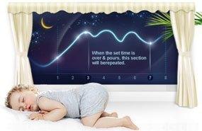 Máy lạnh Reetech RT18-CD hoạt động êm dịu, giữ cho giấc ngủ trọn vẹn