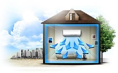Mua điều hòa loại nào tốt? Máy lạnh Reetech RT24-DD 2.5 HP