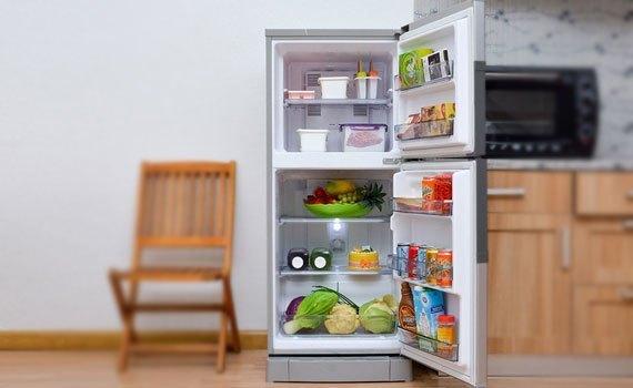 Tủ lạnh Panasonic NR-BJ176 152 lít bạc khuyến mãi hấp dẫn
