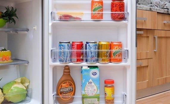 Tủ lạnh Panasonic NR-BJ176 152 lít bạc giá tốt tại Nguyễn Kim