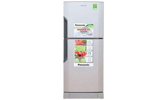 Tủ lạnh Panasonic NR-BJ176 152 lít bạc giảm giá tại nguyenkim.com