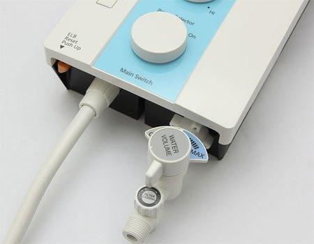 Máy nước nóng Panasonic DH-3JL4 nhỏ gọn, dễ lắp đặt