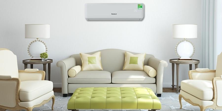 Máy lạnh loại nào tốt? Máy lạnh Reetech RT12-DB 1.5 HP