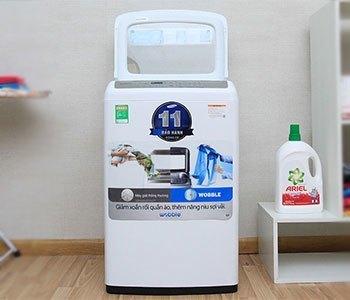 Máy giặt Samsung WA82H4200SW khối lượng giặt 8.2 kg