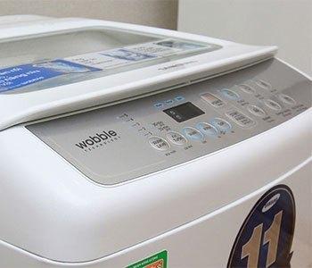 Máy giặt Samsung WA82H4200SW có chức năng Khóa trẻ em