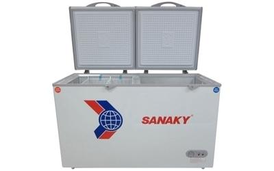 Tủ đông loại nào tốt? Tủ đông Sanaky VN-668W1