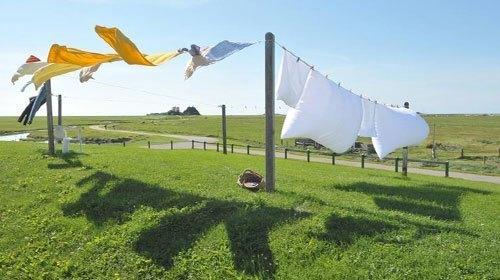Máy giặt Sharp ES-S700EV-W 7 kg thiết kế bộ lọc chât cặn và sơ vải