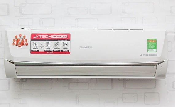 Máy lạnh Sharp AH-X9SEW 1 HP bán trả góp tại nguyenkim.com
