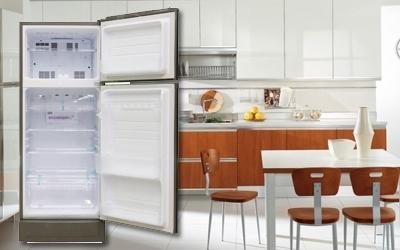 Mua Tủ lạnh Sharp SJ-18VF2 165 lít ở đâu tốt