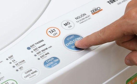 Máy giặt Toshiba AW-A800SV 7 kg xanh tiết kiệm điện