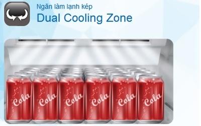 Tủ lạnh loại nào tốt? Tủ lạnh Toshiba GR-T36VUBZ(DS) 305 lít