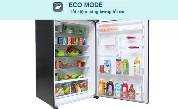 Mua tủ lạnh ở đâu tốt. Tủ lạnh Toshiba GR-WG66VDAZ 600 lít xanh