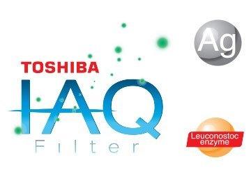 Máy lạnh Toshiba RAS-H13G2KCV-V 1.5 HP diệt khuẩn, khử mùi