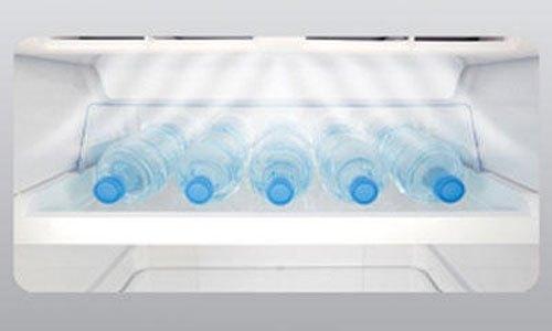 Tủ lạnh Toshiba GR-T41VUBZ (N1) tạo luồng không khí lạnh kép