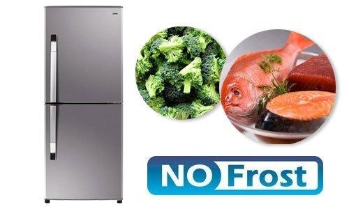 Tủ lạnh AQR-IP285AB 284 lít không đóng tuyết