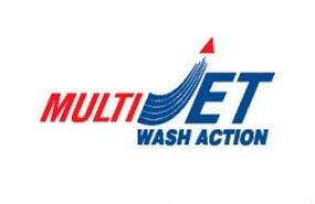 Máy giặt Sanyo ASW-S85ZT(H) giặt nhiều luồng nước sạch hơn