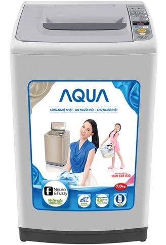 Mua máy giặt AQUA AQW- S70KT (H) ở đâu tốt, uy tín