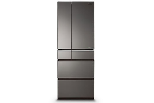 Tủ lạnh Panasonic NR-F510GT-X2 nhiều ngăn thiết kế mặt kính
