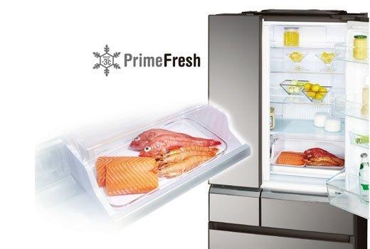 Ngăn đông tủ lạnh Panasonic NR-F510GT-X2 bảo quản tối ưu