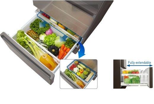 Tủ lạnh Panasonic NR-F510GT-X2 tủ lạnh nhiều ngăn giá rẻ