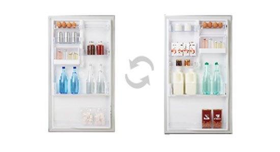 Tủ lạnh Toshiba GR-TG46VPDZ (ZW1) thiết kế khay kệ thay đổi linh hoạt