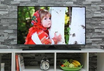 Tivi Full HD Samsung UA48J5100 trang bị màn hình 48 inches