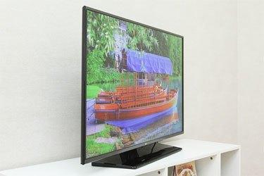 Tivi LCD LG 49LF630T mang thiết kế đầy sang trọng