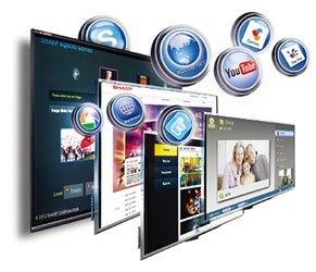 Tivi LED Sony 55X9000C với khả năng kết nối đa dạng