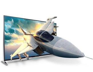 Tivi thông minh sony 55X9000C mang tính năng 3D thú vị