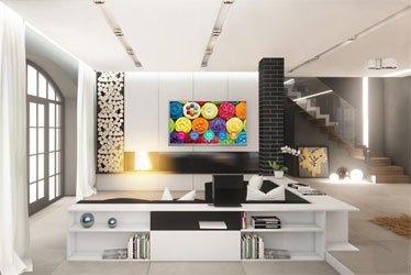 Tivi LCD Panasonic TH-40CS620V mang thiết kế đầy sang trọng