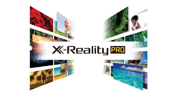 Tivi Led Sony KDL-55W800C hình ảnh chân thực với bộ xử lý X-Reality Pro