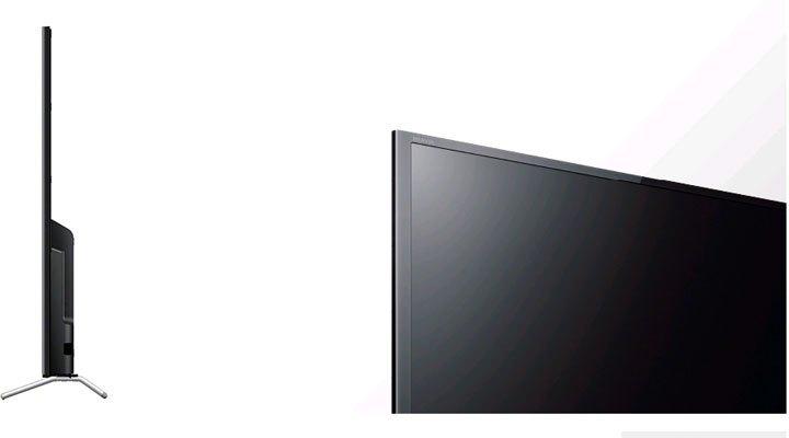 Giá ti vi sony rẻ tại Nguyễn Kim. Tivi Led Sony KDL55W800C thiết kế mỏng đẹp