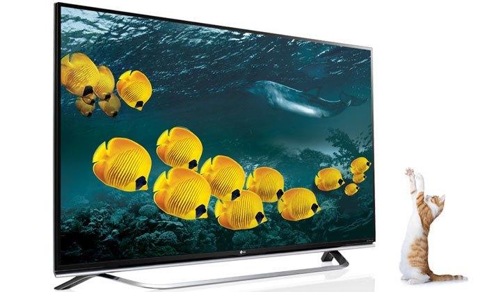 TV Led LG 60UF770T màn hình 4K IPS đem đến màu sắc sống động