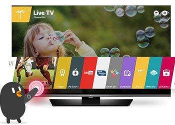 Tivi Led LG 60UF770T Smart TV dễ sử dụng