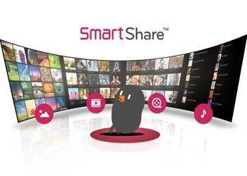 Tivi Led LG 60UF770T smart TV chia sẻ thông minh smart share