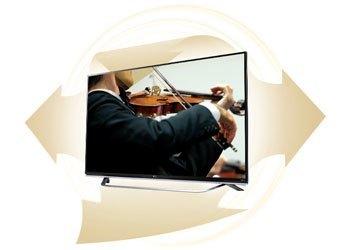 Âm thanh vòm Ultra Surround chất lượng trong Tivi Led LG 60UF770T