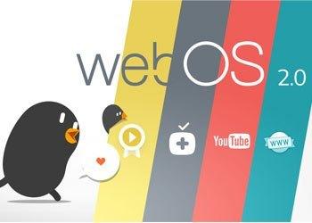 Tivi Led LG 60UF770T sử dụng hệ điều hành webOS 2.0