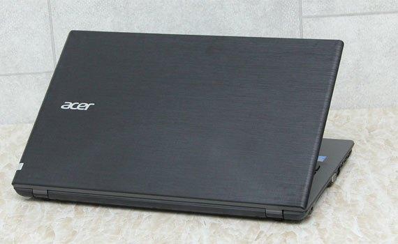 Máy tính xách tay Acer E5-574 có thiết kế mỏng, gọn gàng