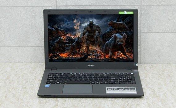 Máy tính xách tay Acer E5-574 trang bị màn hình HD 15.6 inches