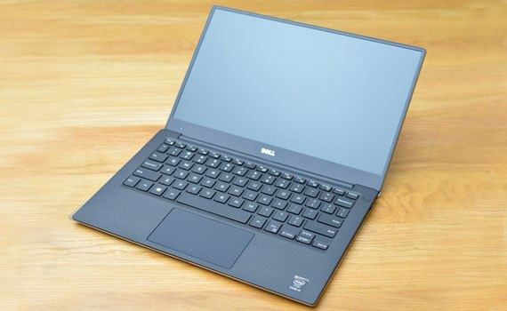 Máy tính xách tay Dell XPS 13 9350 trang bị màn hình 13.3 inches