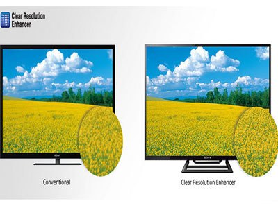 Hình ảnh rõ nét, tự nhiên với TV LCD SONY KDL-32R500C