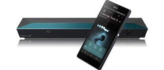 Dàn âm thanh Blu-ray Sony BDV-E2100//MSP1 kết nối USB, Wifi, Bluetooth