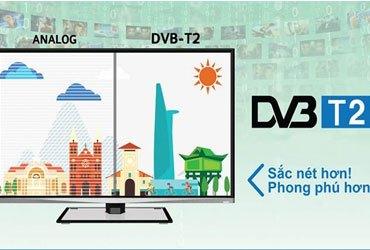 TV led Sont KD-55X8500C tích hợp đầu thu kỹ thuật số DVB-T2
