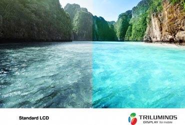 Tivi Led Sony 55X8500C tái tạo màu chính xác với công nghệ Triluminos