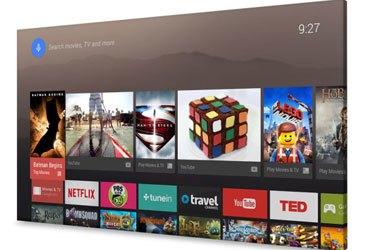 Smart Tivi Led Sony KD-55X8500C hệ điều hành Android TV