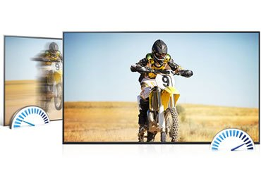 Tivi LED Sony 55X9000C xử lý hình ảnh mượt mà